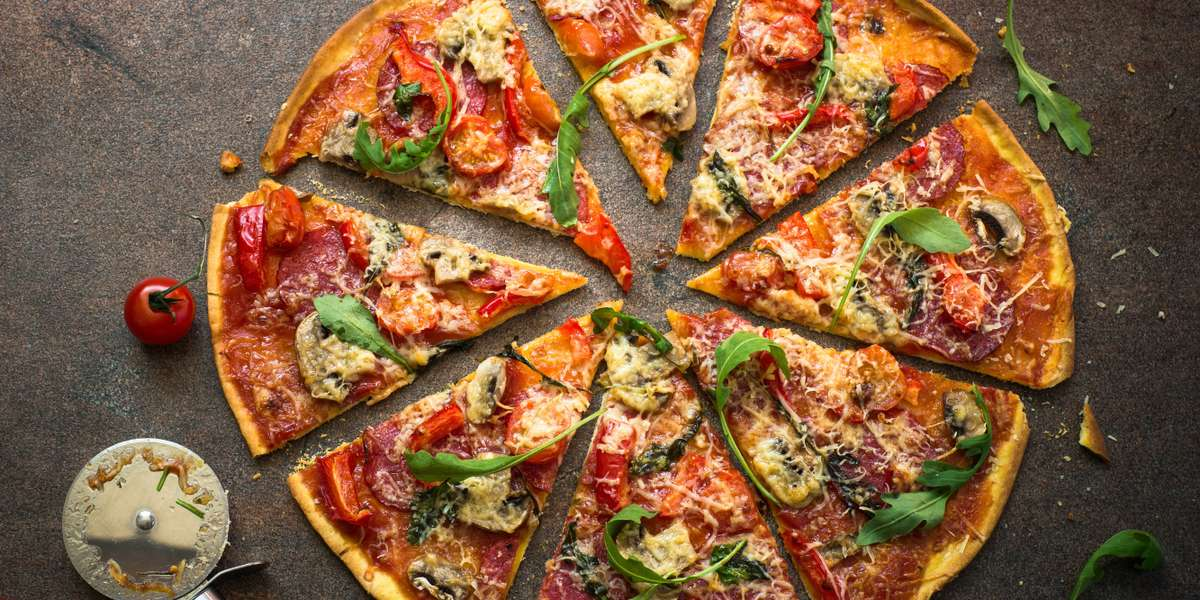 We've been crafting our delicious, award-winning pizza and pasta since 1985! What makes us so unique? We out-do corporate pizza every time with our fresh-cut vegetables and our high-end meats and cheeses. We are proud to serve a truly great product that keeps customers coming back again and again.  - Piggie Pies