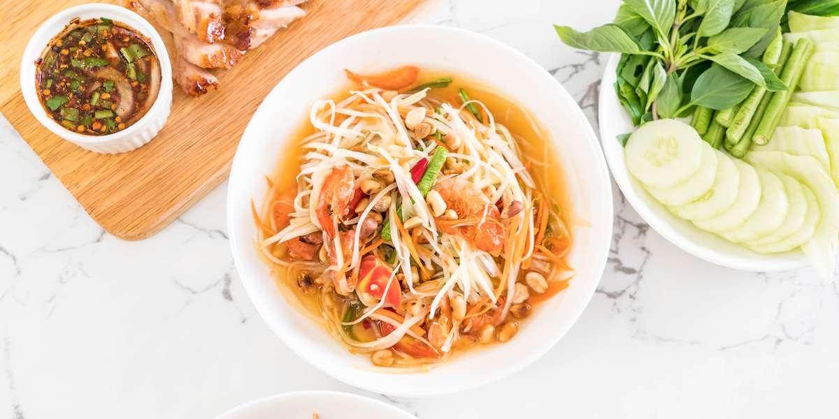 - Thai Spice