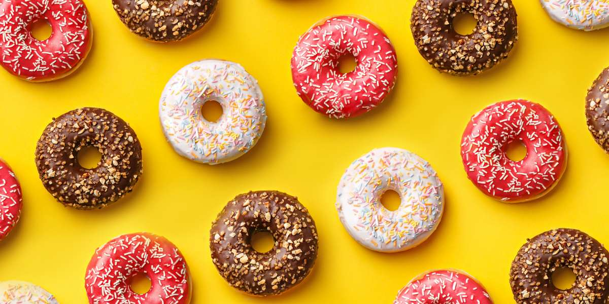 Since 1954, we've been cooking up deliciously light donuts of every flavor imaginable, good ol' fashioned glazed and beyond. Our menu is short and sweet, offering hearty breakfast sandwiches and our world-famous donuts to lighten up your morning routine. It really is something to crow about! - Daylight Donuts