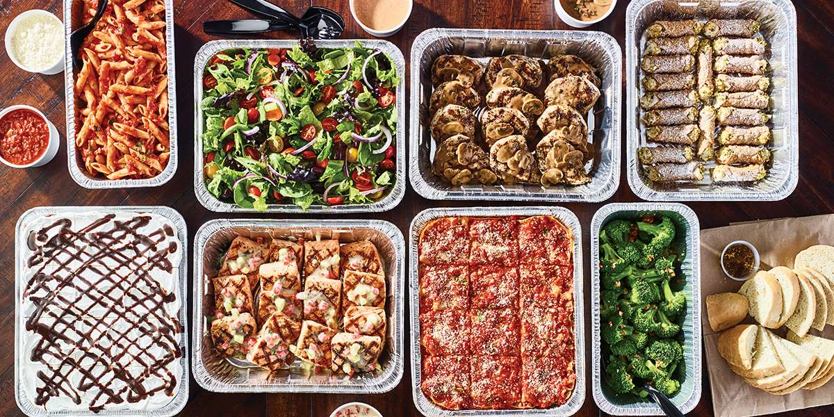 100-year-old family recipes. Desserts made from scratch. It's just that good. Delivery or carry-out, we have the best version of everyone's favorite food - Italian.  - Carrabba's Italian Grill