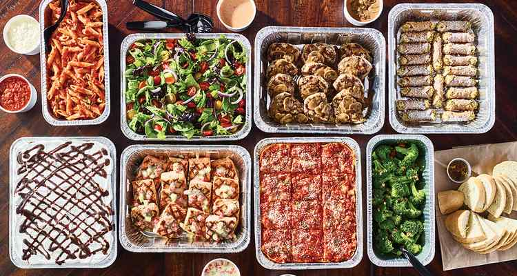 Carrabba's Italian Grill Catering