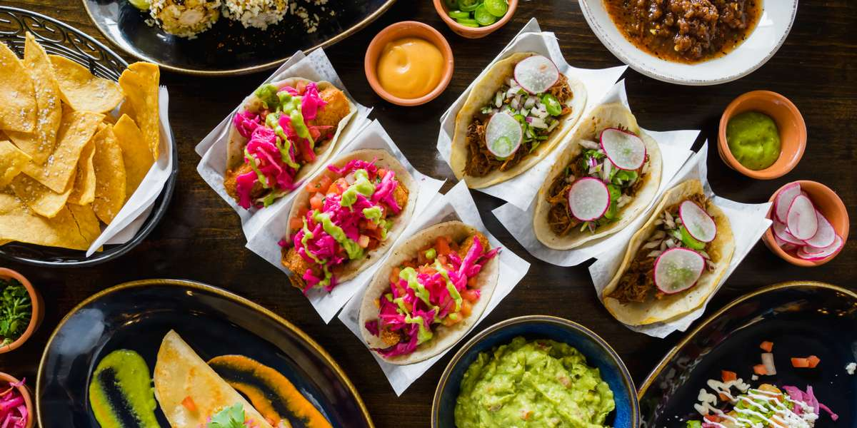 We pride ourselves on serving the most authentic Mexican food outside of Mexico. But we're warning you: once you try our food, you'll never be able to order from another Mexican restaurant. It's that good! Indulge in our variety of tacos or our flavorful house salsa. We can't wait for you to try it! - Amuleto Mexican Table