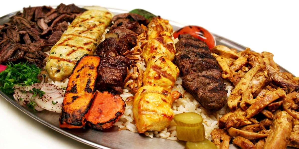 We are a family-run business that focuses on traditional Lebanese cuisine. Whether you are a Lebanese cuisine connoisseur or new to Mediterranean delicacies, a meat lover or vegetarian, we invite you to treat your taste buds to a meal from us. From kabobs to baklava, you'll be delighted with every bite. - Lebanese Grill