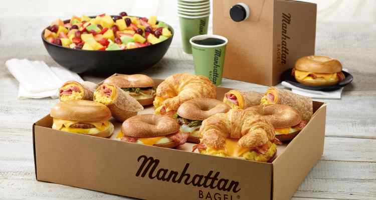 Manhattan Bagel Catering
