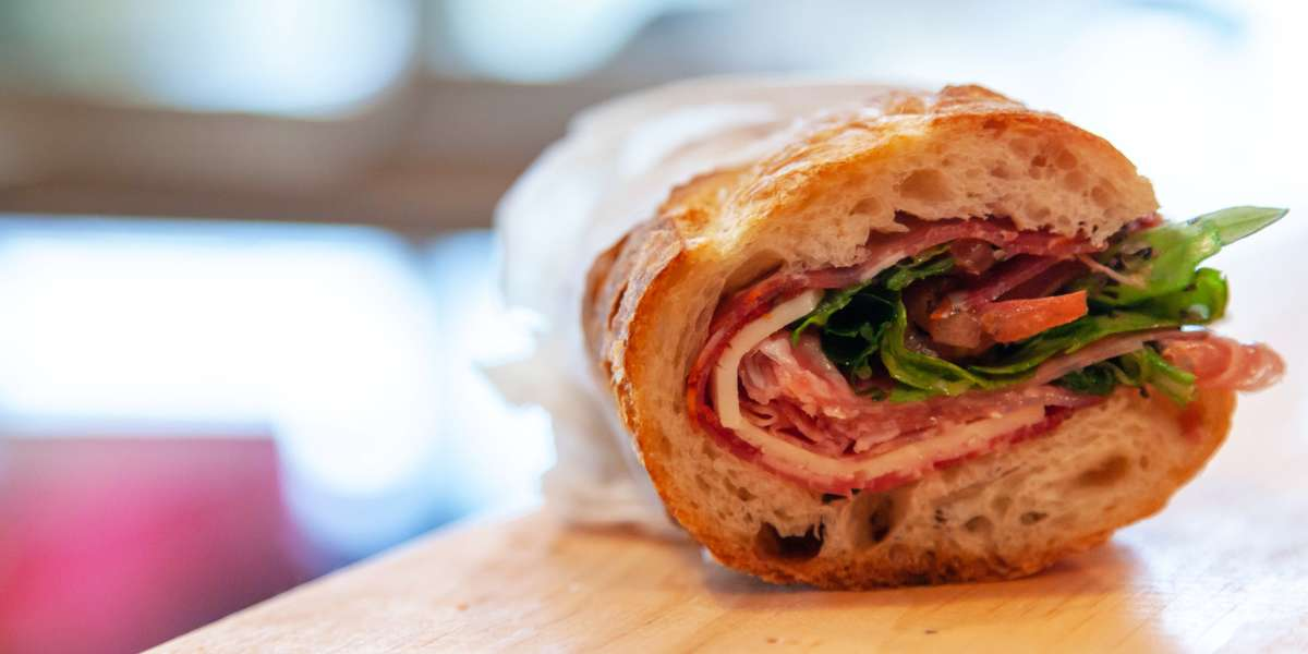 We are an Italian specialty sandwich shop offering a variety of sandwiches that we make fresh daily from only the finest Italian ingredients. Our business is family owned and operated and we hope you enjoy the taste of Italy (South Philly style) we are bringing to Rittenhouse. Don't forget to try out our cannoli! - Tortorice's Specialty Sandwiches