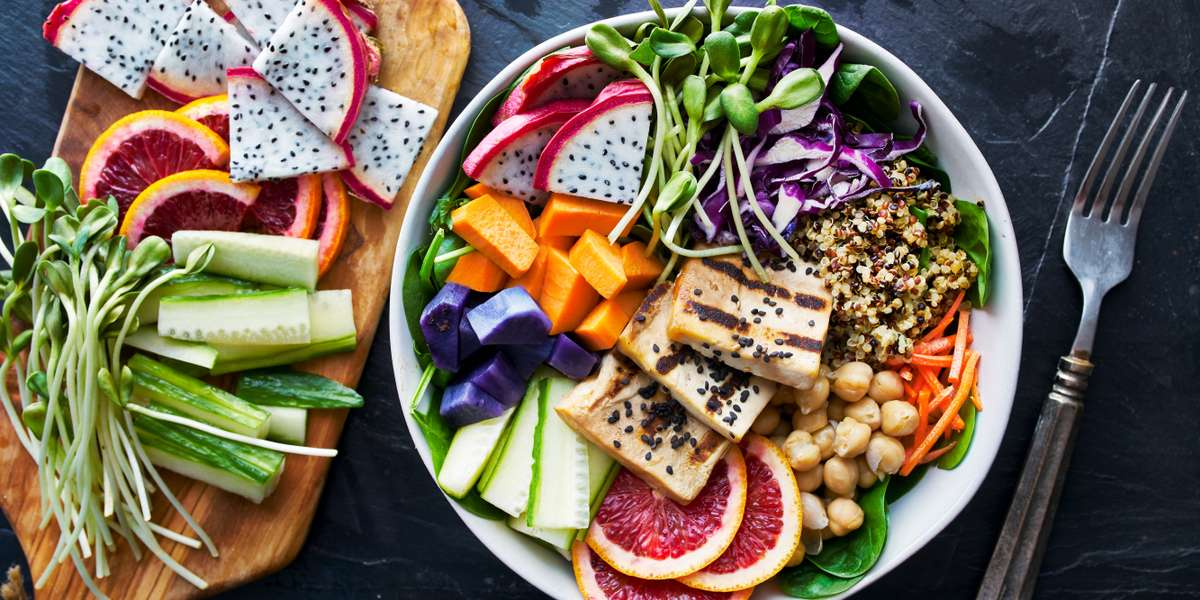 - P and A Vegan Catering