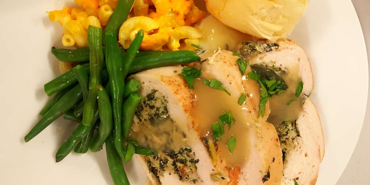 Family style soul-Italian cuisine...welcome to incredible choices - Aunt Chinchee's Kitchen