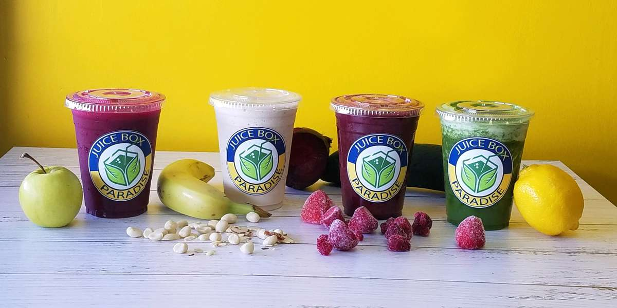 Enhancing the health of our community one sip at a time! - Paradise Smoothie Juice Bar