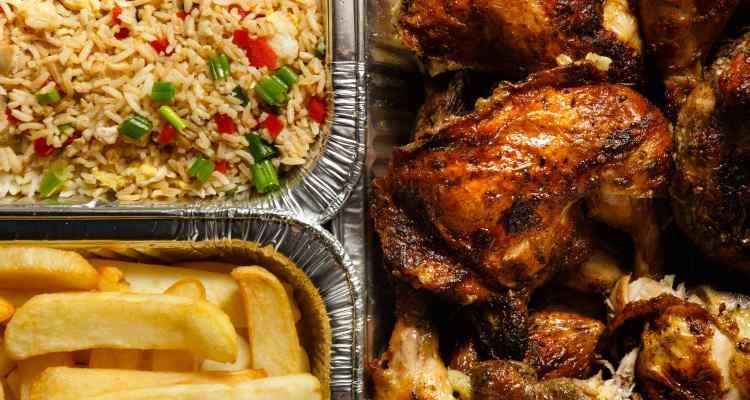 Las Brasas Charcoal Chicken Catering, Houston, TX