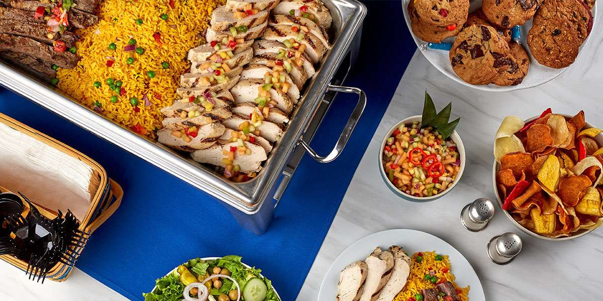 When we got our start in 1997, our founders already had over 50 years of food service experience under their belts. More than a dozen years later, we are proud to be a local leader in business catering. We've got your whole event covered: from set-up to clean-up, you won't have to worry about a thing.  - Corporate Caterers