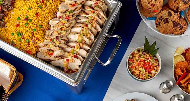 Corporate Caterers Catering, Houston, TX