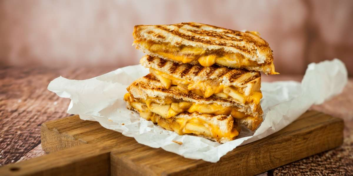- The American Grilled Cheese Kitchen
