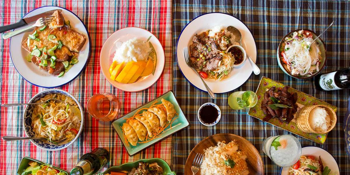 """We're a favorite hole-in-the-wall of Thai food lovers around here, with good portions, budget-friendly prices, and no pretension. Customers say our pad Thai is """"to die for,"""" and some even admit to dreaming about our curries. Don't wait to give us a try. - Tuk Tuk Thai"""
