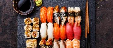 Station Master Sushi Bar & Chinese Cuisine