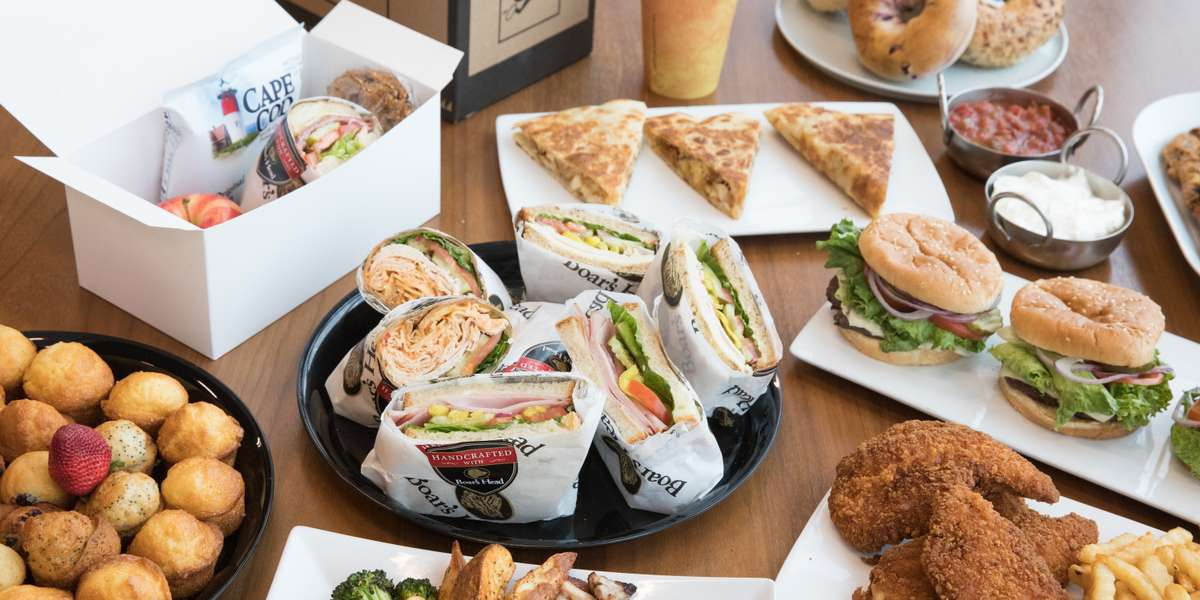 Founded in 2013, what began as a simple corporate breakfast and lunchtime cafeteria has gained a loyal following. Head Chef Drew Blackenberg has earned praise for his gourmet meals at reasonable prices. Stay tuned to see what else is chirping!  - Cricket Cafe & Catering