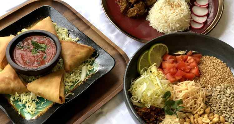Top Burmese Catering, Portland, OR