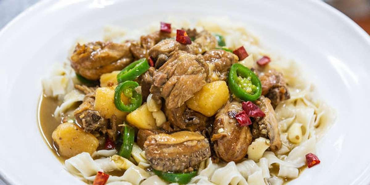 - Kusan Uyghur Cuisine