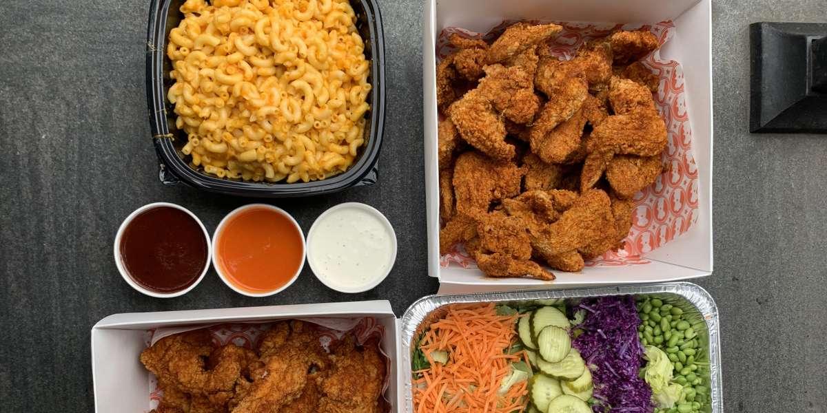 - Blue Ribbon Fried Chicken