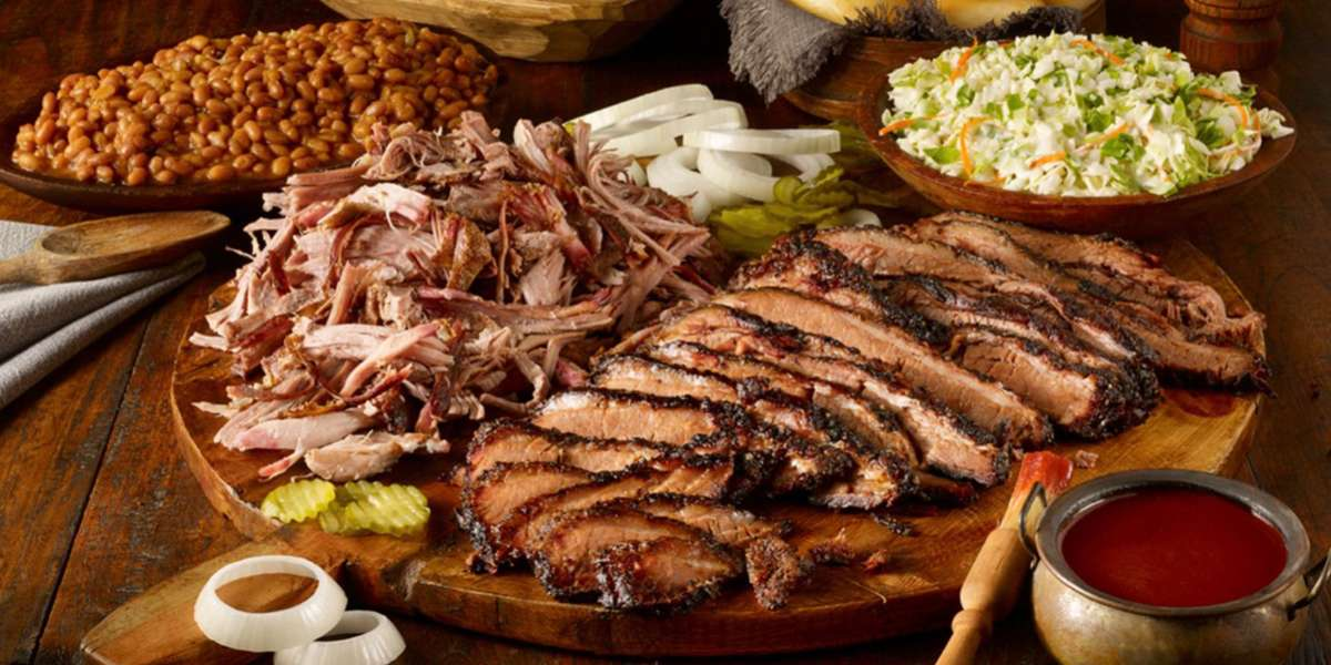 For over 75 years, we have served up everything from beef brisket and pulled pork to Polish sausage and chicken. Today, every location smokes all of their meats on-site the same way it was done in 1941. We pride ourselves on delivering authenticity, innovation, and the best BBQ sauce around -- one order at a time.  - Dickey's Barbecue Pit