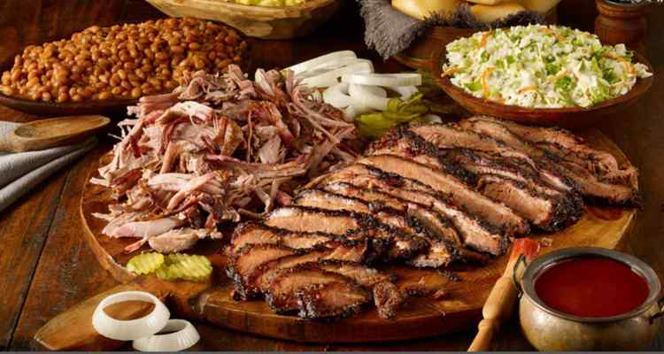 Dickey's Barbecue Pit Catering, Oklahoma City, OK