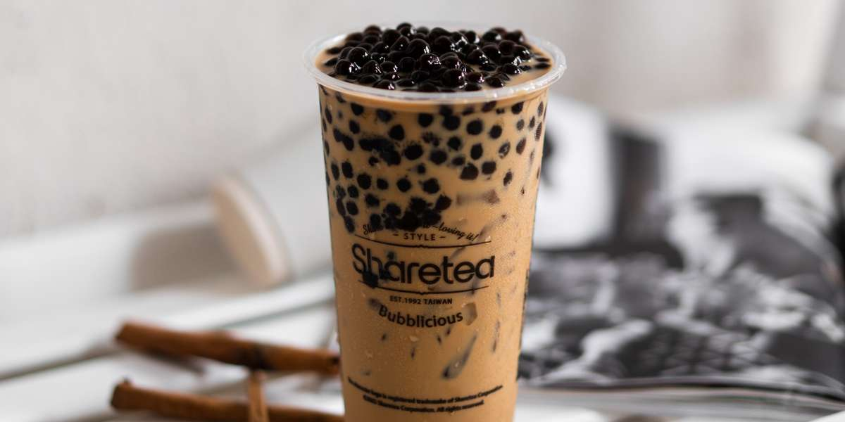 Established in 1992, we started off as a small business with to-go black tea and pearl milk tea drinks in Taipei, Taiwan. Since then, we've expanded and brought our love of tea all over the world. We now proudly serve many varieties of customizable teas right here in the U.S. Enjoy!  - Sharetea