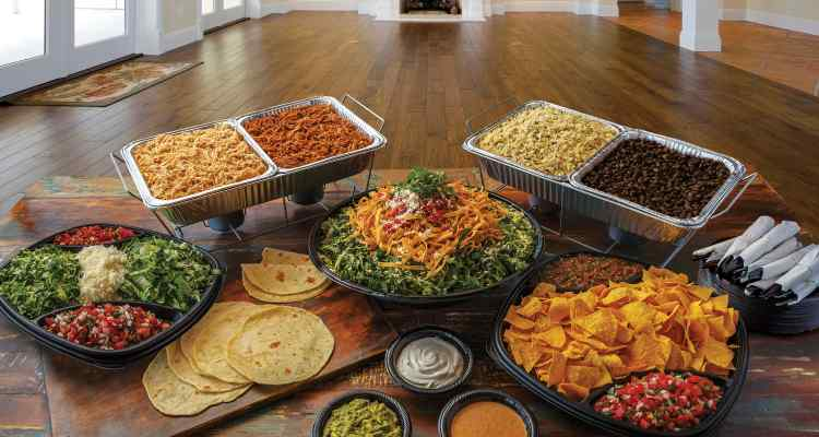 Cafe Rio Catering
