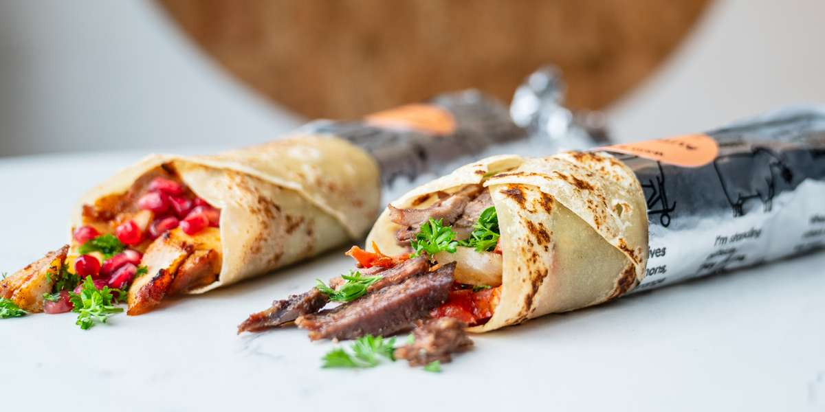- Simsim - Outstanding Shawarma