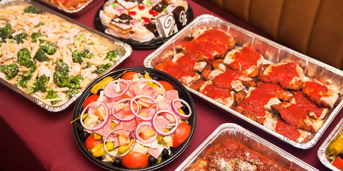 Italian Family Dining Since 1933. - Chateau Restaurant