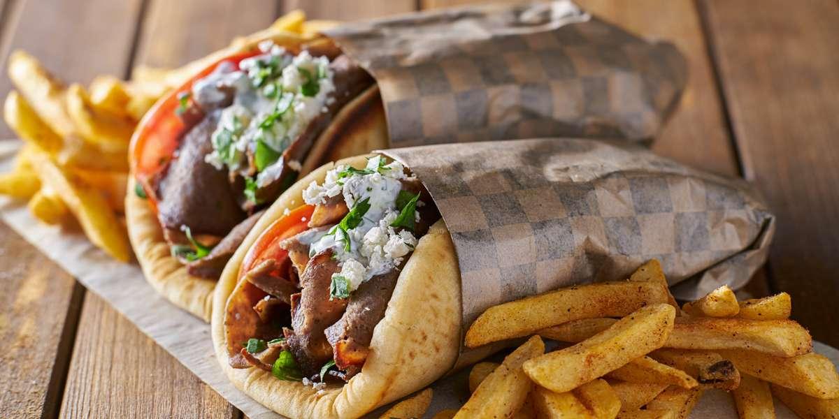 - Souvlaki Greek Street Food