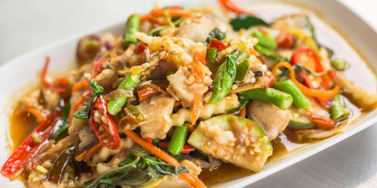 - Thai Kitchen