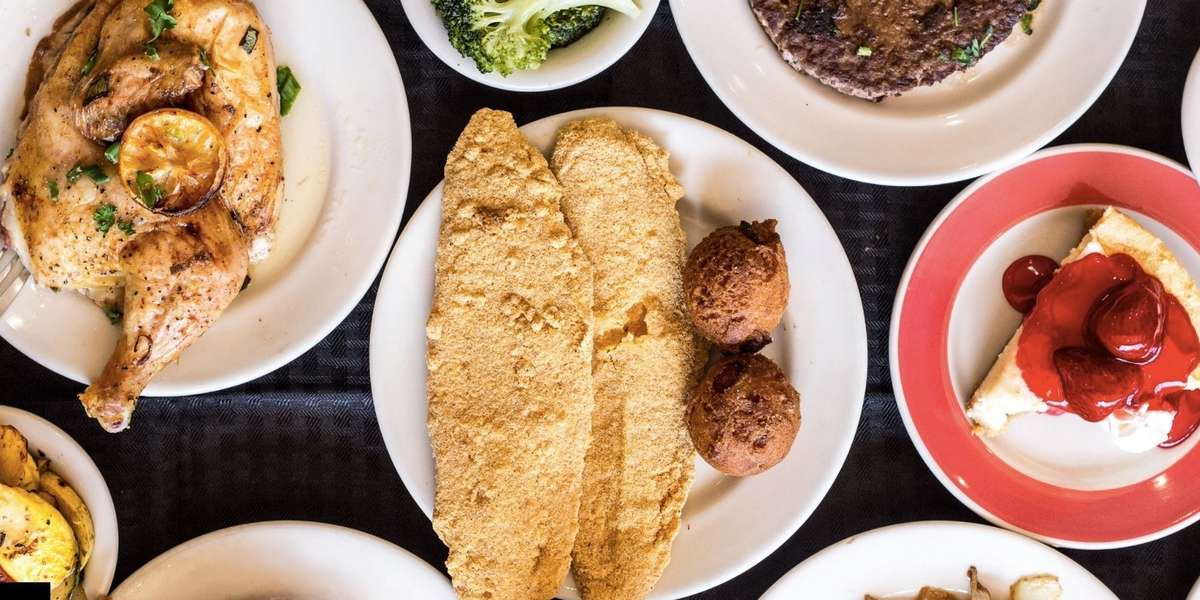 Since we opened our first store in 1932 in Baton Rouge, we've been committed to serving up homestyle comfort food to each and every one of our customers. Our Southern-inspired dishes and homemade desserts are without compare. No matter what you order, there's always something for everyone at Piccadilly.   - Piccadilly Cafeteria