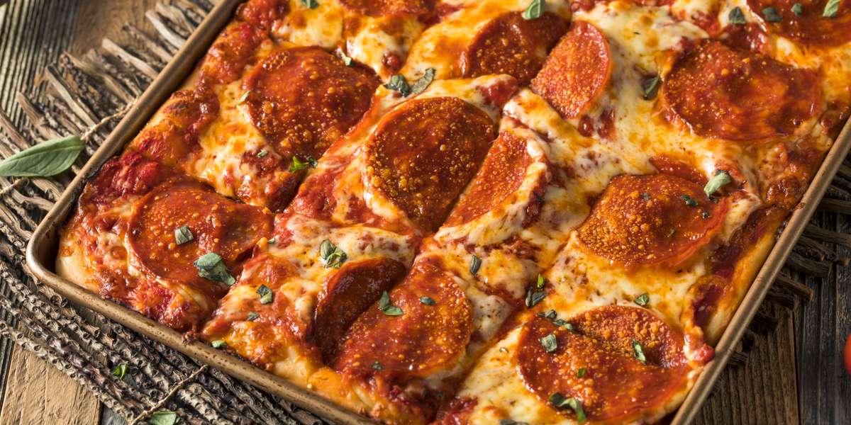 - Village Square Pizza
