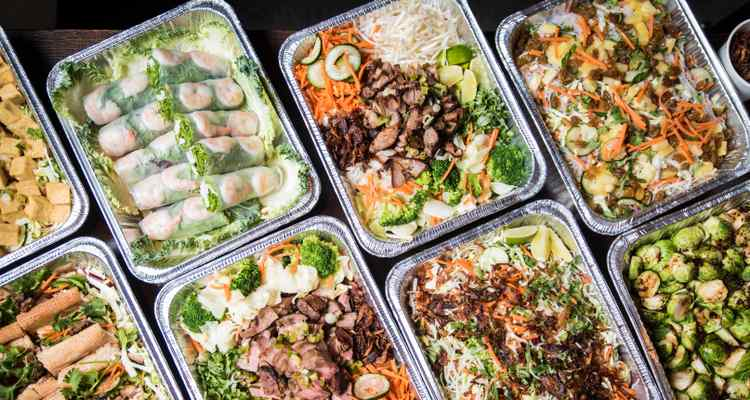 Asian Box Catering