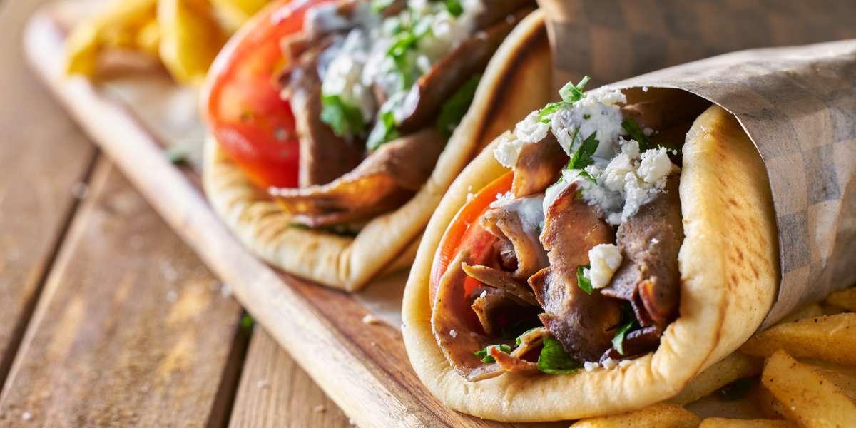 - Estia Greek Street Food
