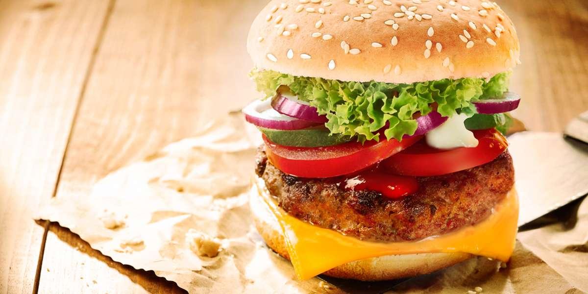 - 30 Burger