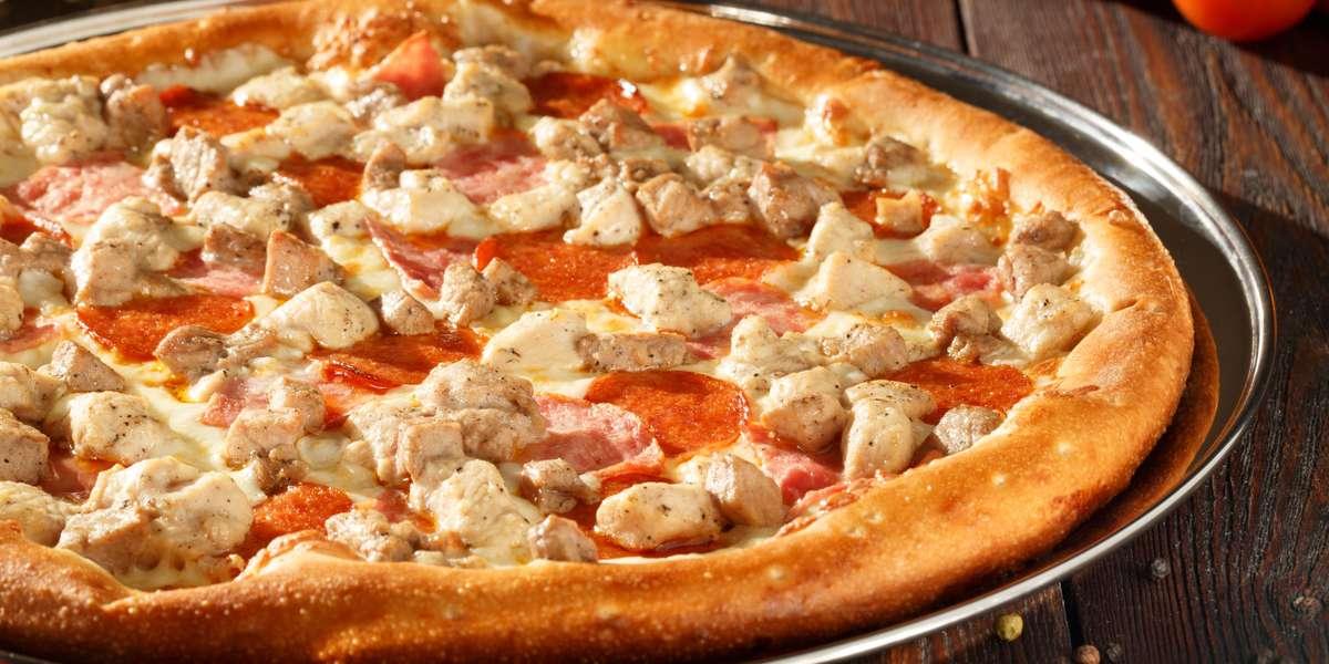 - Bunchy's Chicken & Pizza