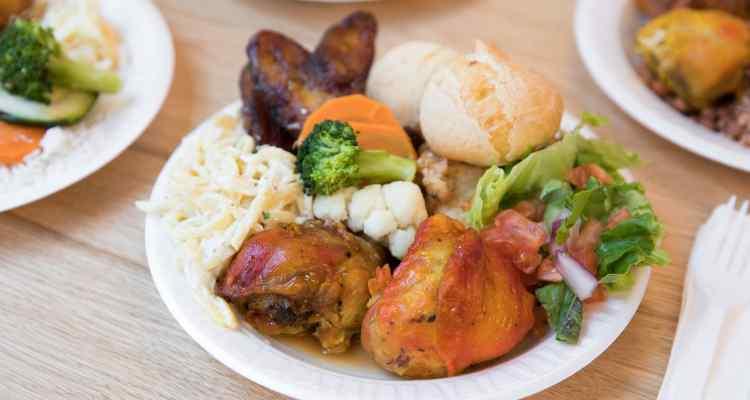 Oasis Brazilian Restaurant Catering