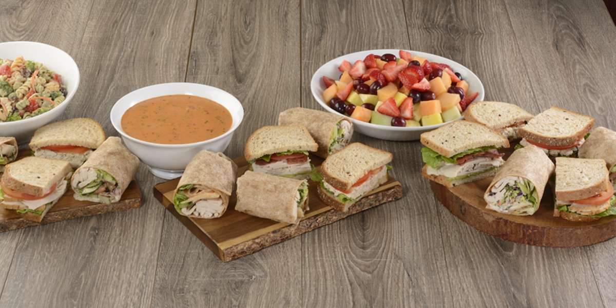 """We are the pioneer of healthy dining. Nature's Table has been in the """"healthy"""" food business for over 34 years! Our menu features classic sandwiches, wraps, and salads. - Nature's Table Cafe"""