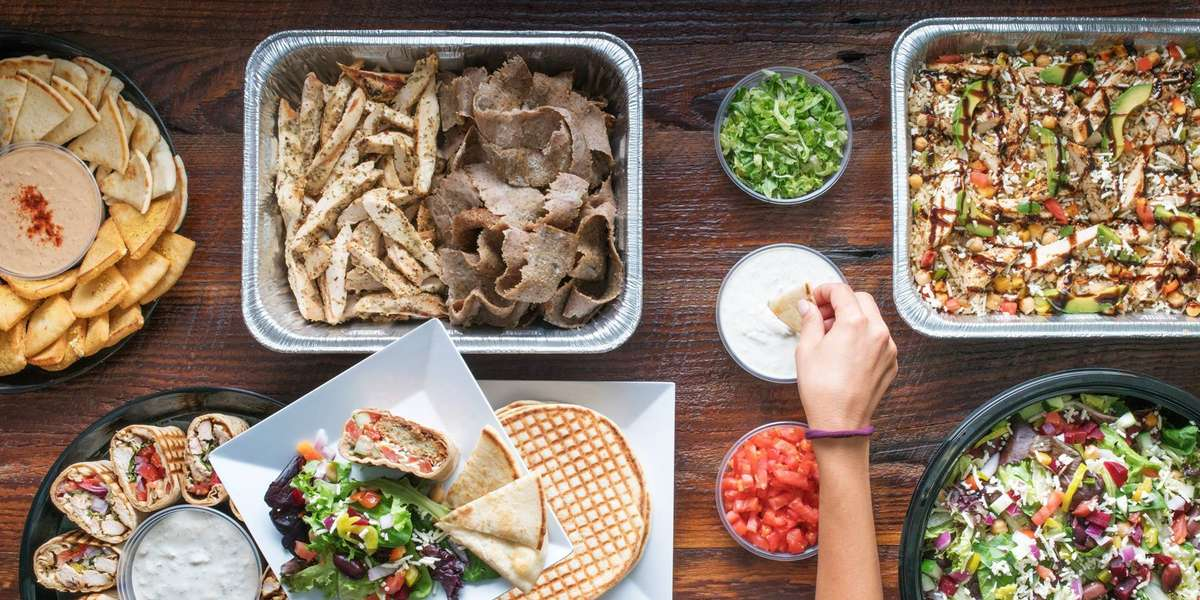 We take pride in bringing to life the recipes our family has handed down from generation to generation. You'll taste authentic ingredients and time-tested techniques in every bite of our tzatziki, spanakopita, gyros, and more.  - Greek City Cafe