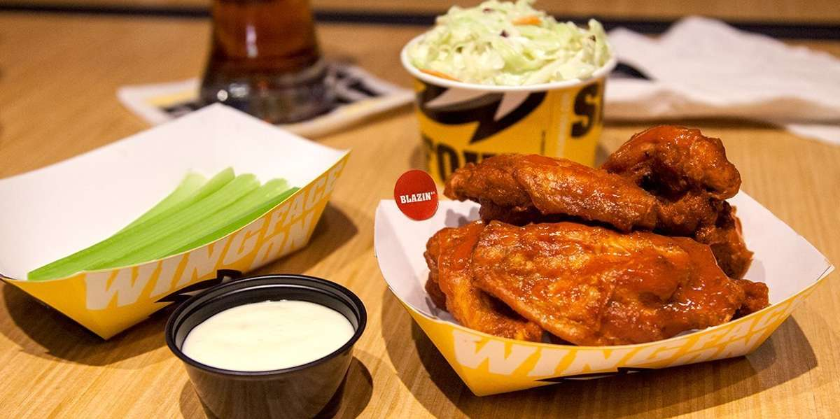 It all started with one small restaurant in 1982. Since then, we've expanded to every state in the US, and continue to grow around the world (you're welcome, Earth). No matter how many locations we open, one thing remains the same: the wings. Our traditional wings are never frozen, and we have enough sauces to satisfy any palate. Not in the mood for wings? We can't even begin to imagine what that's like, but feel free to give our our sandwiches, wraps, and salads a try! - Buffalo Wild Wings