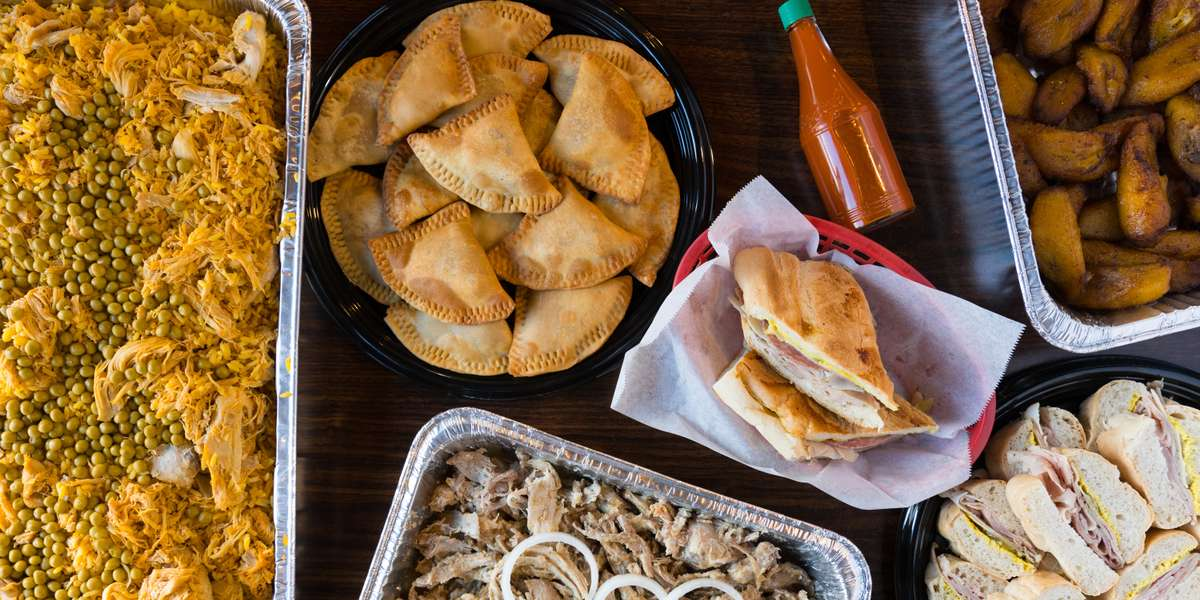 We proudly provide our customers with a wide variety of catering options for all occasions. Let us bring our unique appetizers, hot entrees, and flavorful sides to your next event. - The Cuban Sandwich Shop