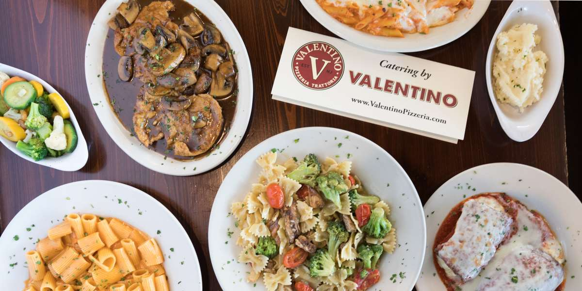 We're all about great food, family, and tradition. Our authentic cuisine borrows from every region of Italy, along with a little influence from our Northern New Jersey roots. We try to prepare every dish in a way that would make our grandparents and ancestors proud. - Valentino Catering/Valentino Pizzeria Trattoria