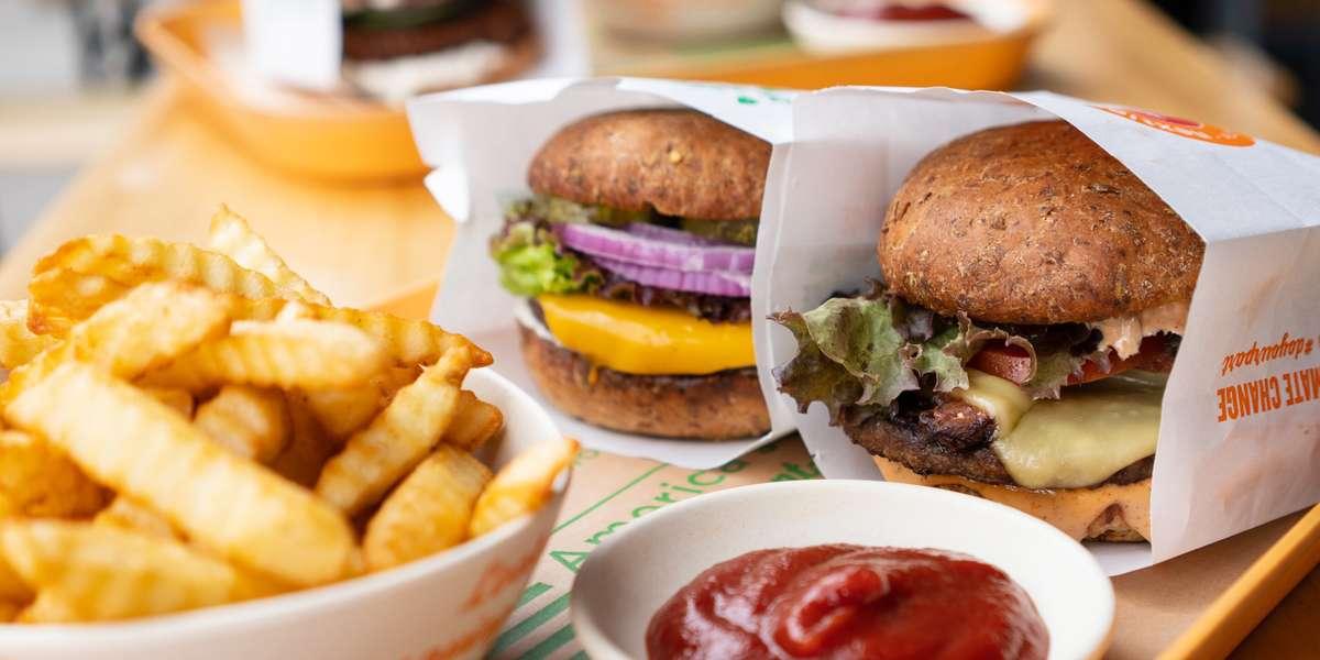 - Next Level Burger
