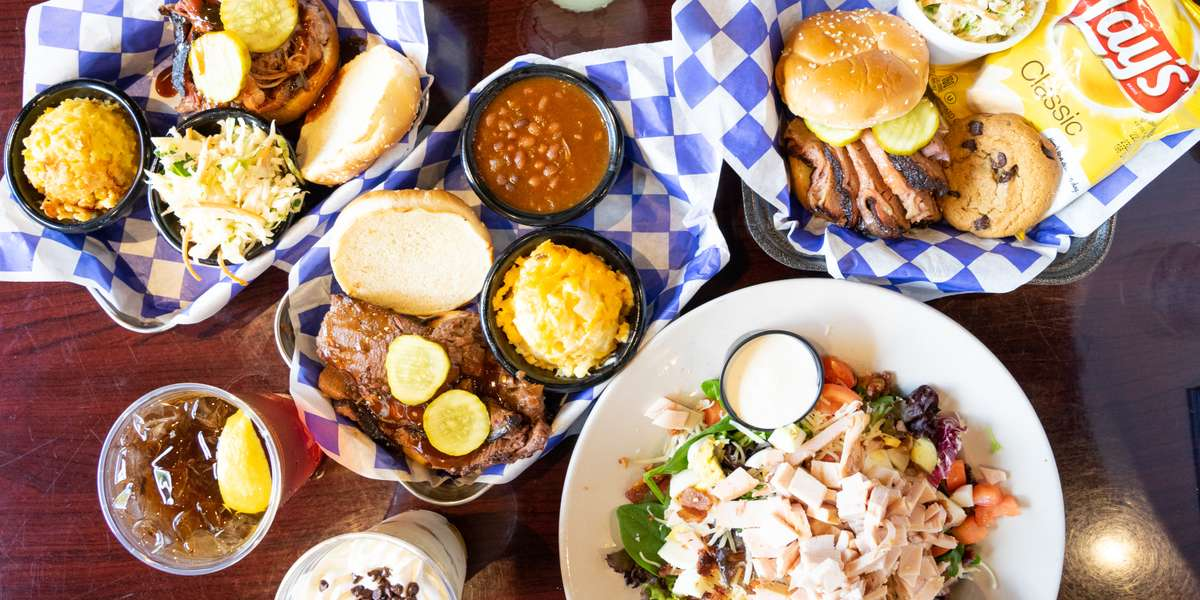 When you need BBQ done the right way, give us a try and have it spiced right! We serve old-school Georgia BBQ. Our meats are smoked all night long and our sides are home-made fresh every day. Whether you're looking for a platter, sandwich, or salad, you'll find it here for a price that'll have you jumping for joy. - Spiced Right BBQ