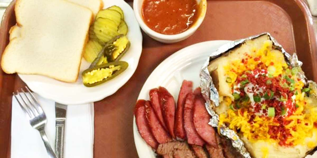 Delicious home-cooked BBQ, hearty sandwiches, and salads will add flavor to your next meeting or event. We're a family-owned business offering quality southern-style food at competitive prices for over 25 years. - Brisket Bar B.Q.