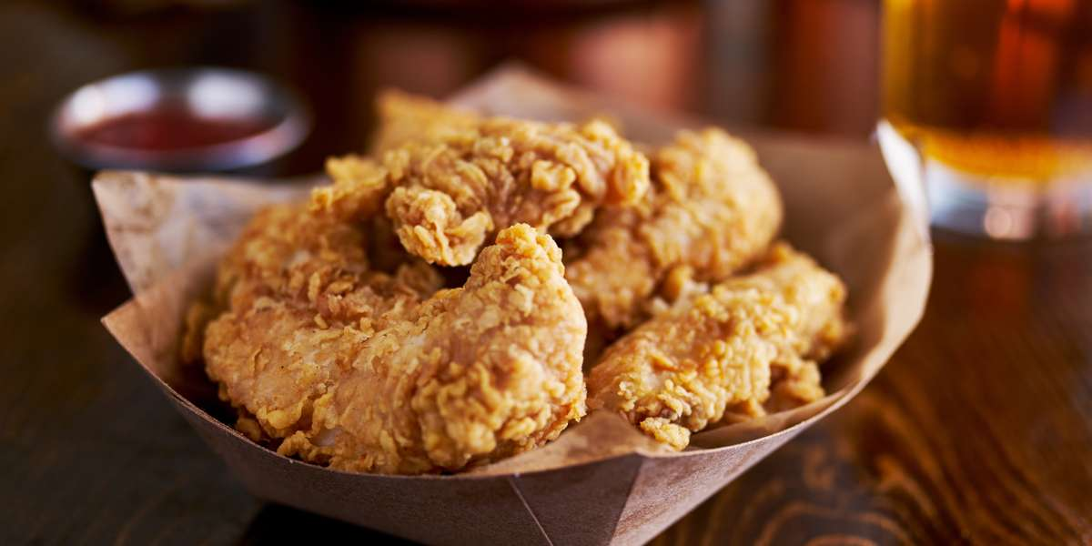- Lucy's Fried Chicken