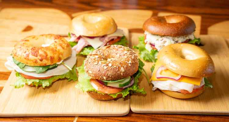 Einstein Bros. Bagels Catering