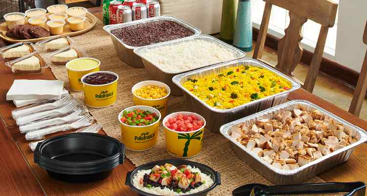 Pollo Tropical Catering, Tampa, FL