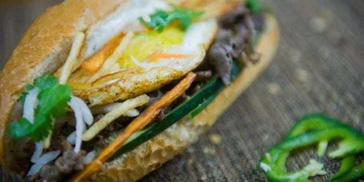- Lotus Cafe & Banh Mi Sandwiches