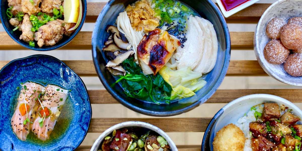 - Taro San Japanese Noodle Bar